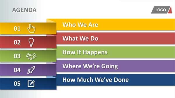 powerpoint create slide template